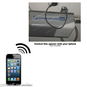 glidermatic gts garage door manual