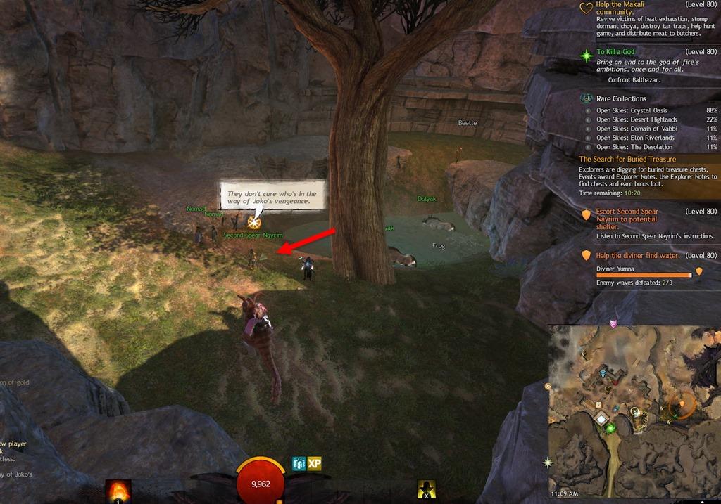 Guild wars 2 dulfy griffon guide