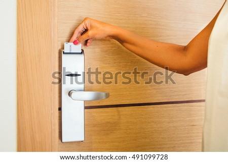 Hand scanner door alarm scholastic instructions