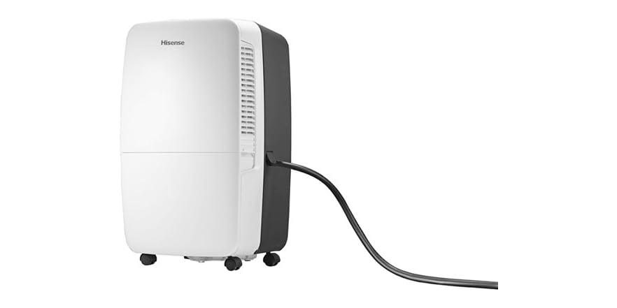 Hisense 70 pint dehumidifier manual