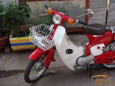 Honda super cub service manual