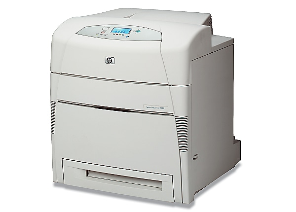 hp color laserjet 5500dtn manual