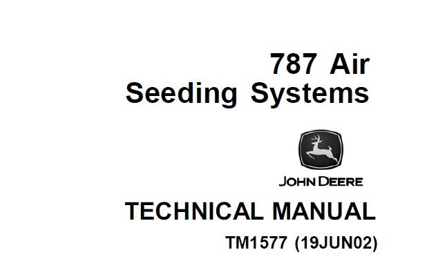 john deere seeding crew instructions