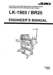 juki lk 1903 instruction manual