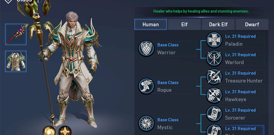 Leveling guide lineage 2 high five