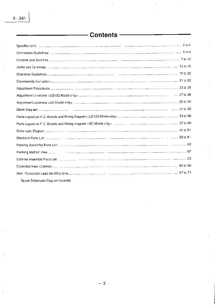 luxman r-341 service manual