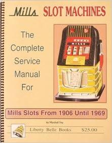 mills slot machine repair manual