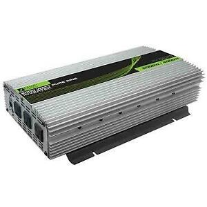 Motomaster eliminator pure sine wave power inverter 1000w manual