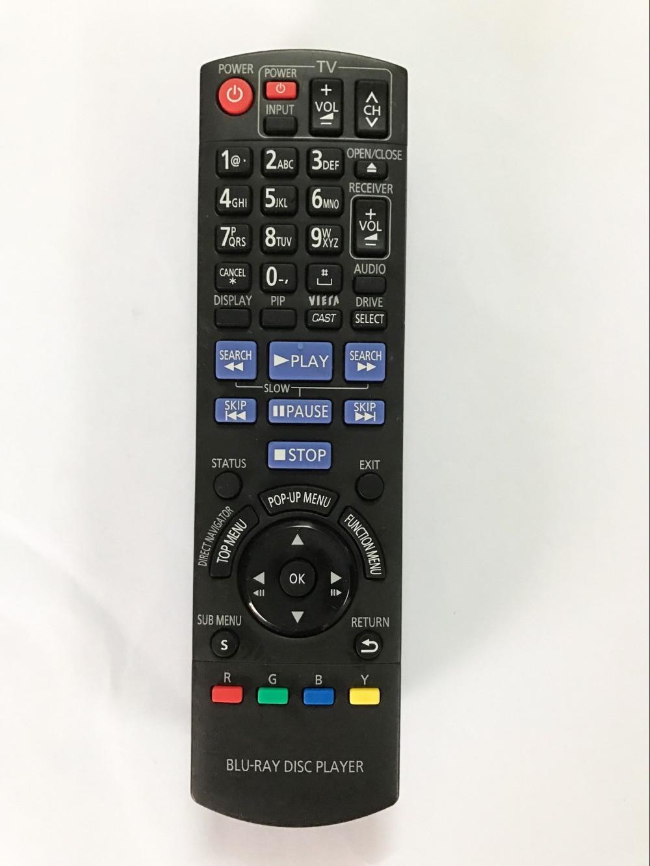 panasonic dvd remote control instructions
