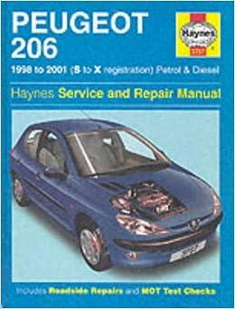 Peugeot 207 haynes manual pdf