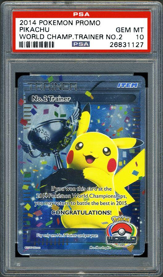 Pokemon card price guide 2014