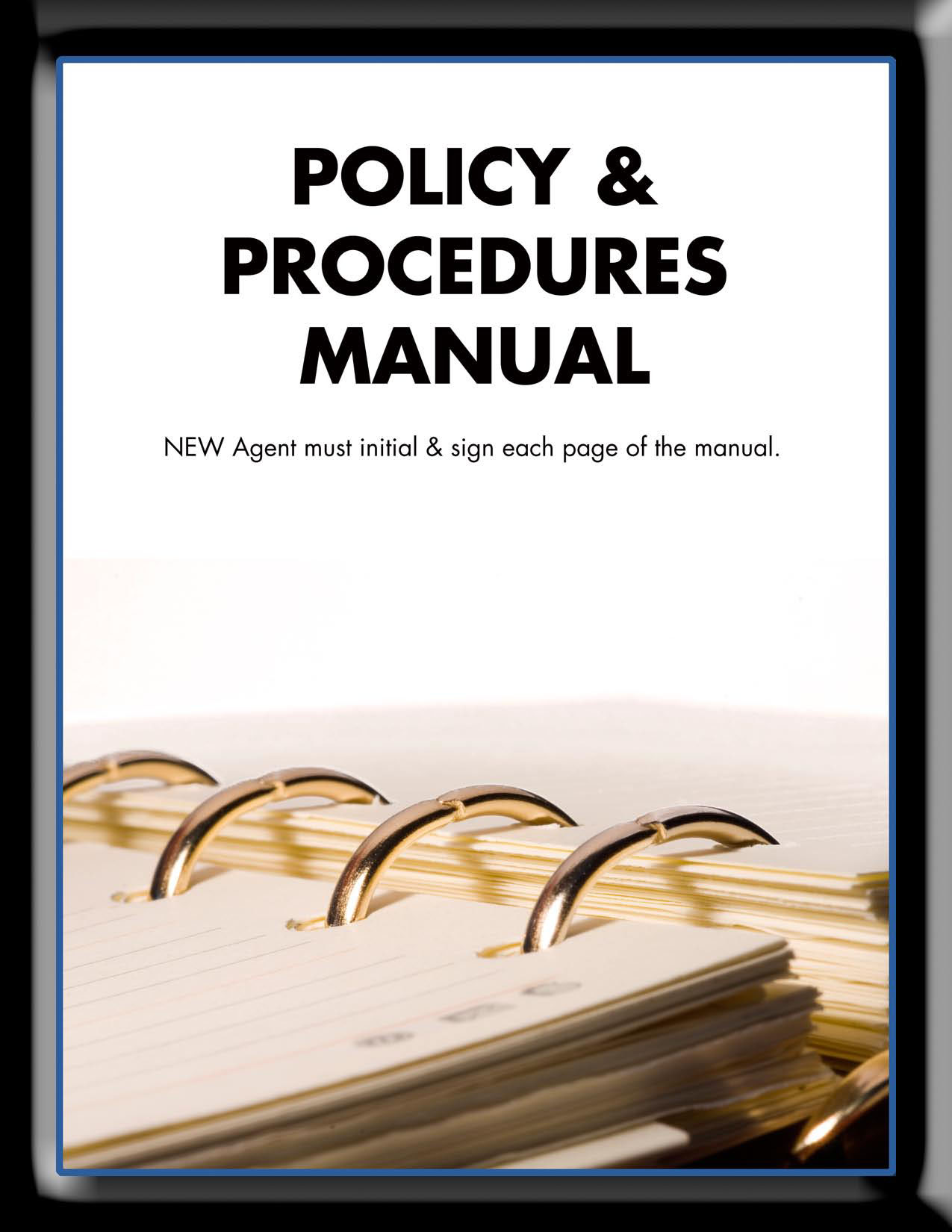 Procurement policy and procedures manual