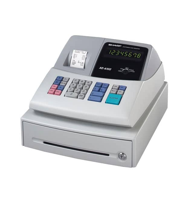 Royal 210dx cash register manual