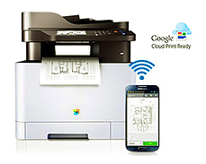samsung c1860fw printer instructions