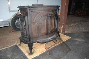 Scandia 315 wood stove manual