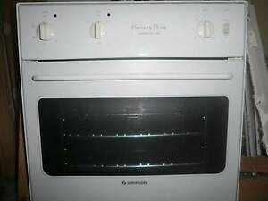 Simpson harmony nova oven manual
