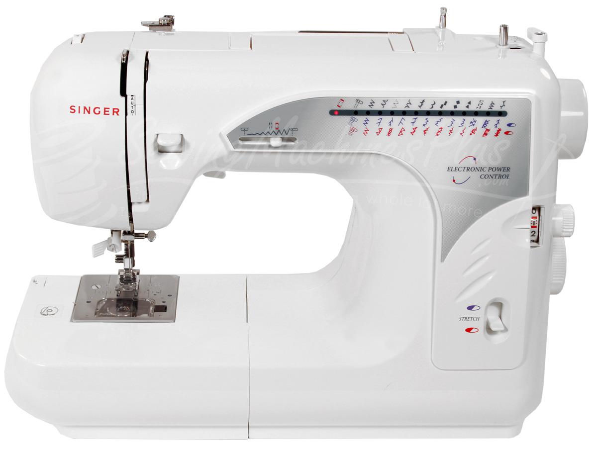 singer sewing machine 2662 manual