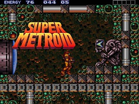 Super metroid how to super jump