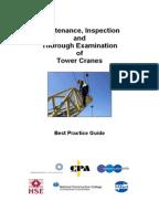 Tower crane foundation design pdf