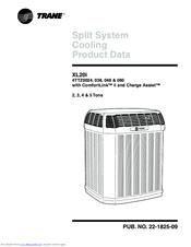 trane weathertron heat pump manual