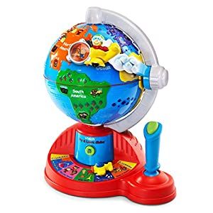 vtech fly and learn globe manual