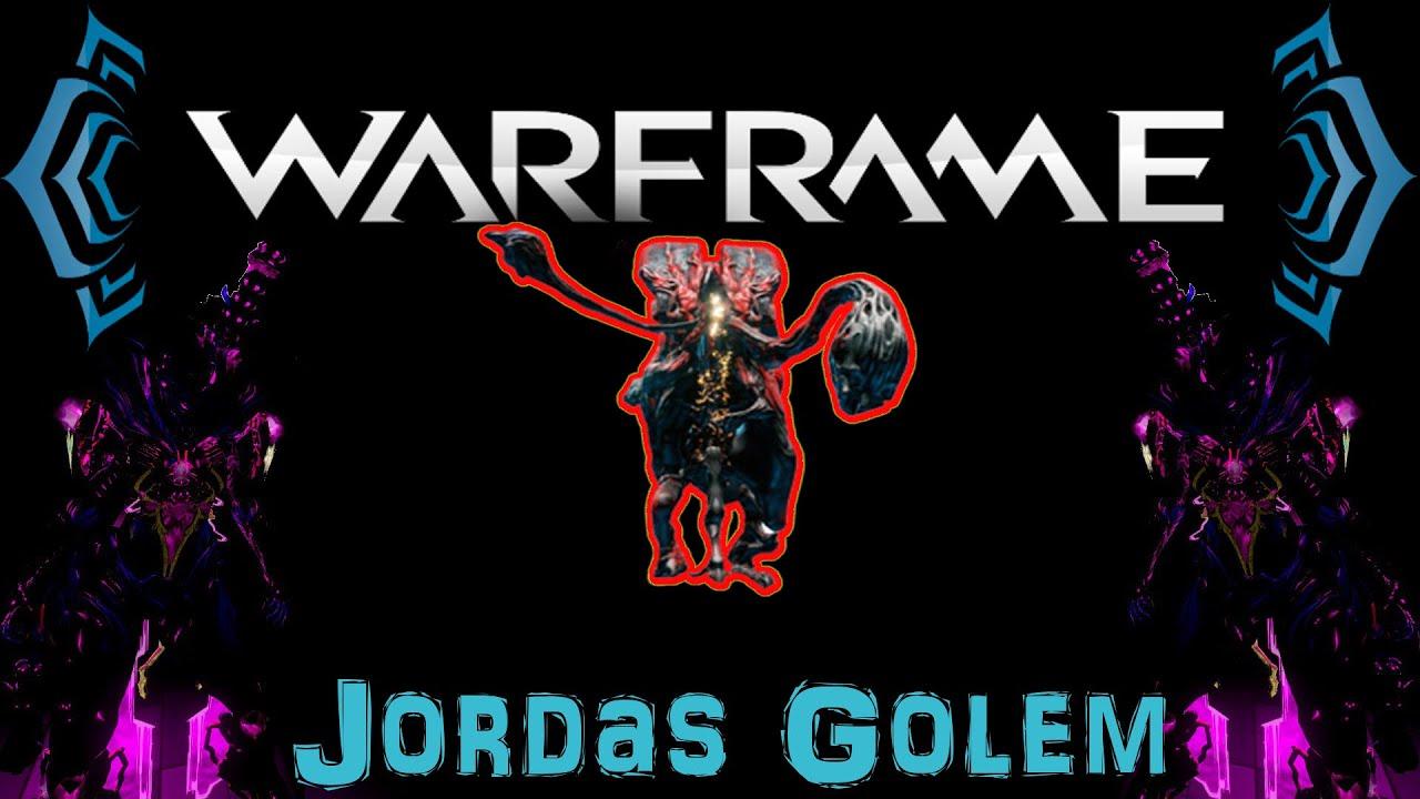Warframe how to kill jordas