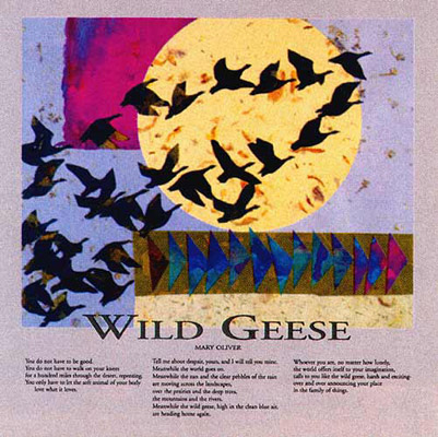 Wild geese mary oliver pdf